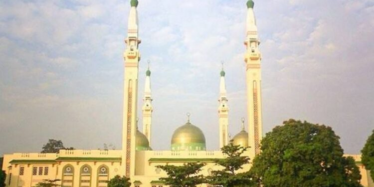 La grande mosquée de Conakry