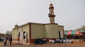 Une mosquée (image d'illustration)