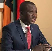 Diabaty Doré, président du RPR et vice-président de l'ANAD